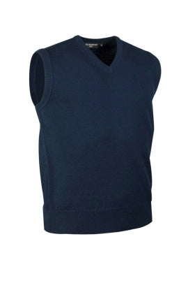 Stockton RFC Glenmuir Lambswool Sleeveless Sweater