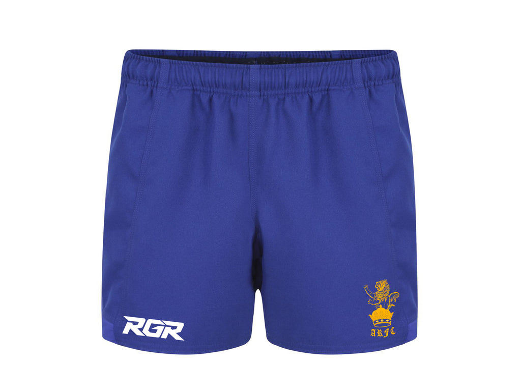 Ashington RFC RGR Rugby Shorts Junior