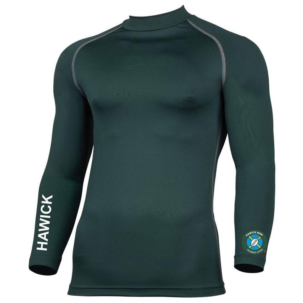 "HAWICK ""MINI ROBBIE DYES"" RFC RGR Baselayer Junior"