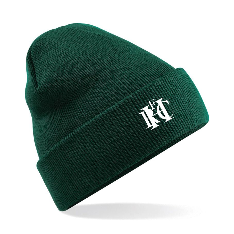 Hawick RFC Beanie Text Hat