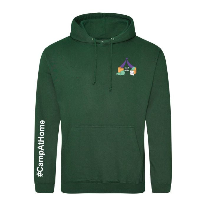 Camp at home Hoody Junior SALE