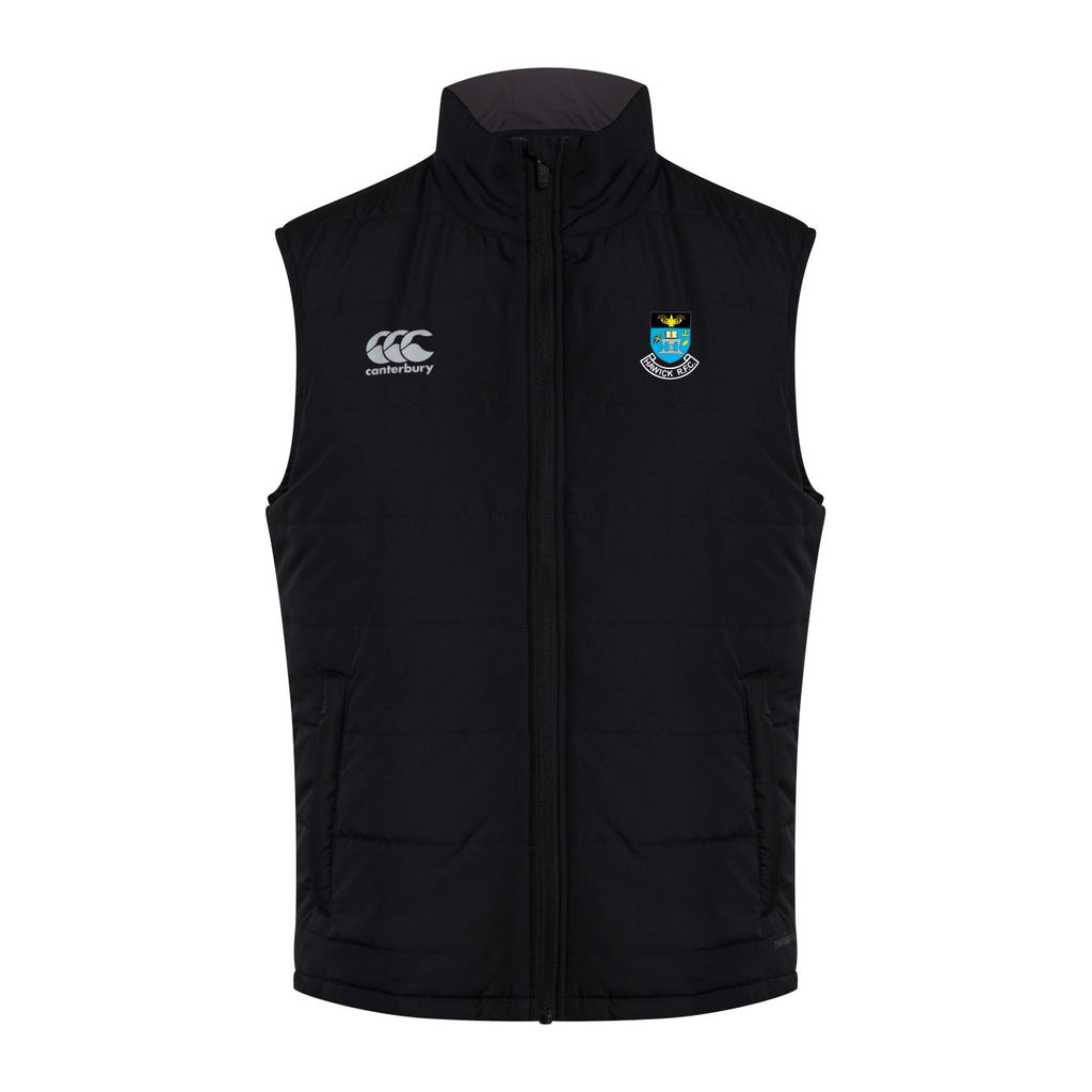 Hawick RFC CCC Pro Thermoreg Gilet Snr