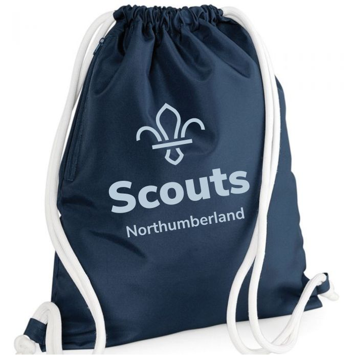 Northumberland Scouts Gym Bag