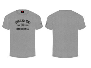 Durham Uni California Tour CCC Cotton Tee