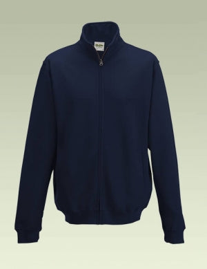 Morpeth Tennis Club Full Zip Printed Sweater