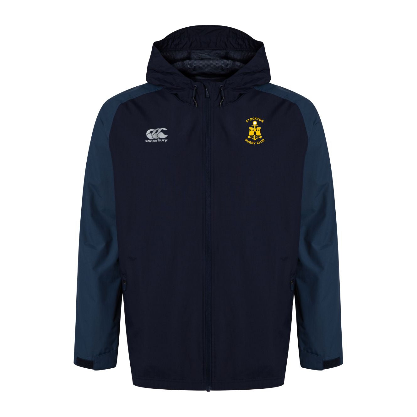 Stockton RFC Pro II Full Zip rain Jacket