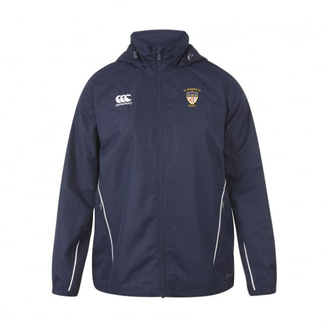St Edward's Old Boys R.U.F.C CCC Team Full Zip Rain Jkt