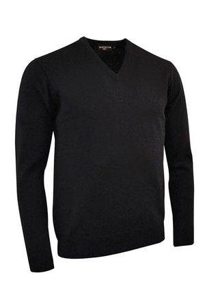 Aspatria RUFC Glenmuir V-Neck Lambswool Sweater