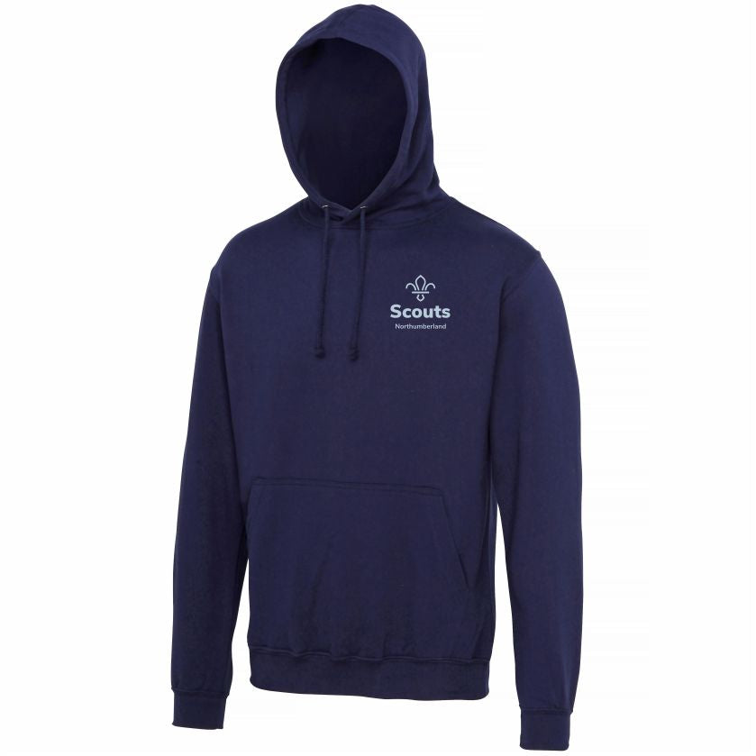 Northumberland Scouts Hoody Junior