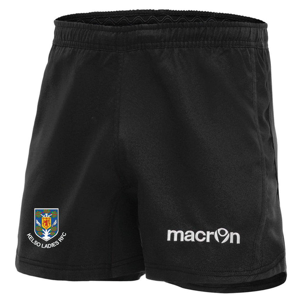 Kelso RFC Ladies Rugby Macron Hestia Match Rugby Shorts