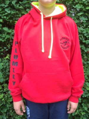 Alnwick Harriers Runner Hoody Male
