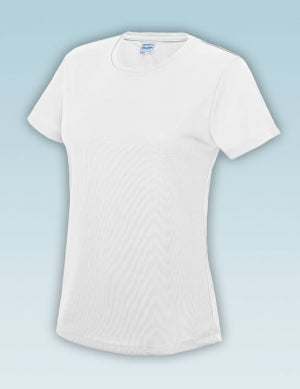 Morpeth Tennis Club Cool Mesh T-Shirt Womens