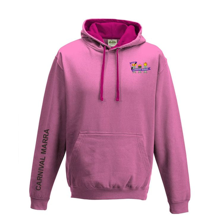 Carnival Marra Hoody Two Colour Jnr