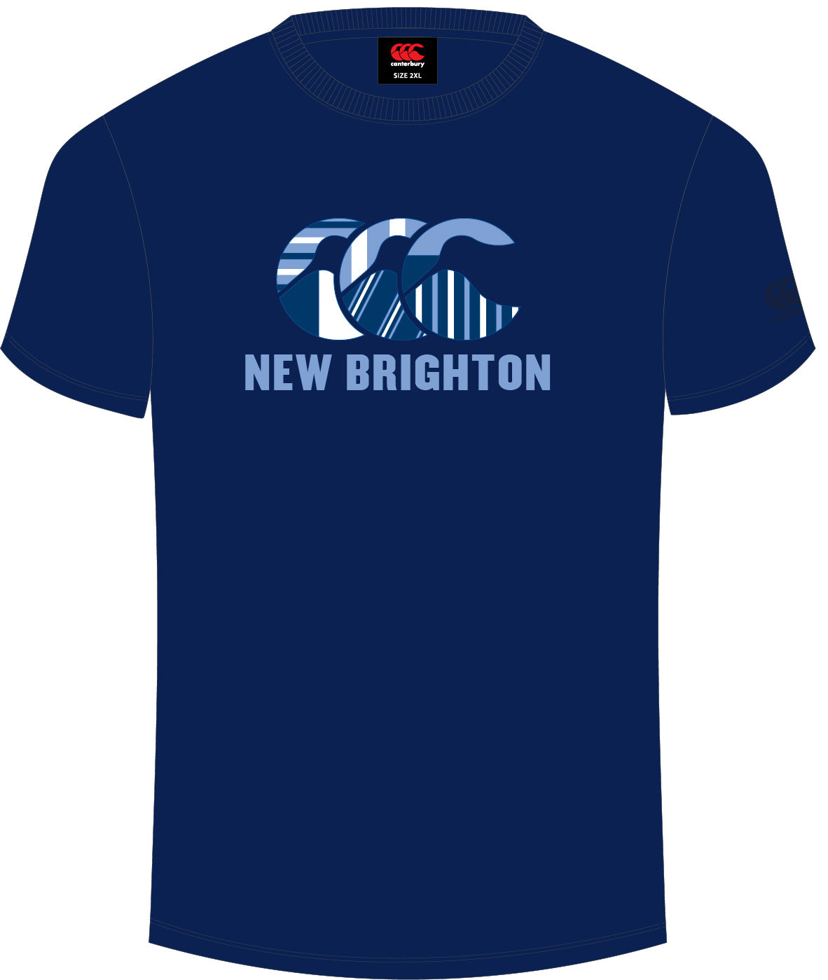New Brighton FC CCC Ugly Tshirt Jnr