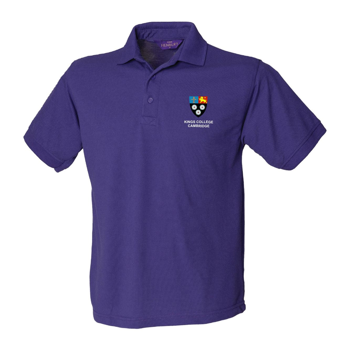 Kings College Cambridge Poloshirt Men's.