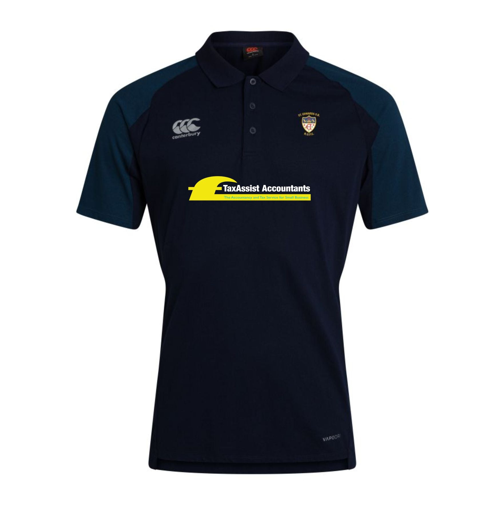 St Edwards Old Boys RUFC CCC Pro II Cotton Poloshirt