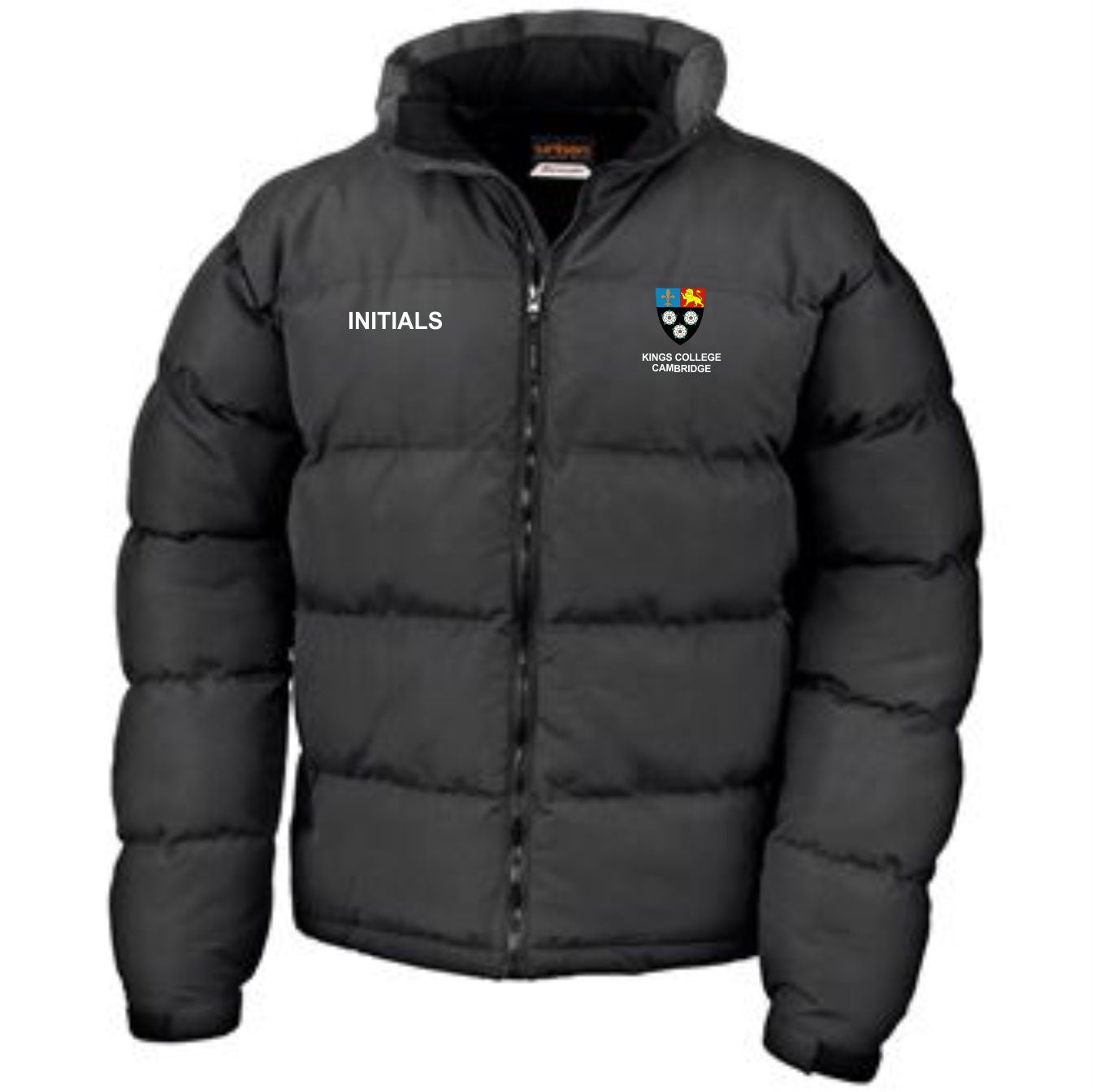 Kings College Cambridge Mens Puffa jacket