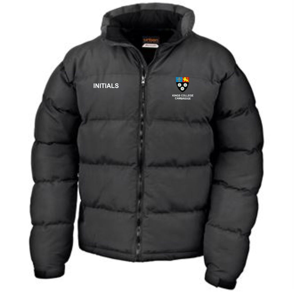 Kings College Cambridge Ladies Puffa jacket