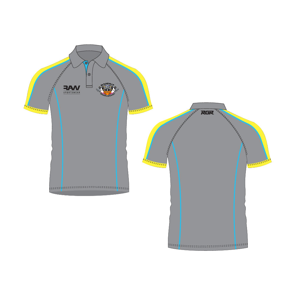 RAMMIT RUGBY RGR POLO SHIRT