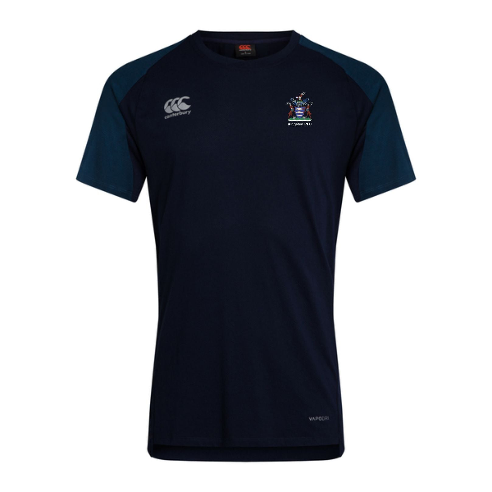 KIngston RFC CCC Pro II Performance Tee Snr