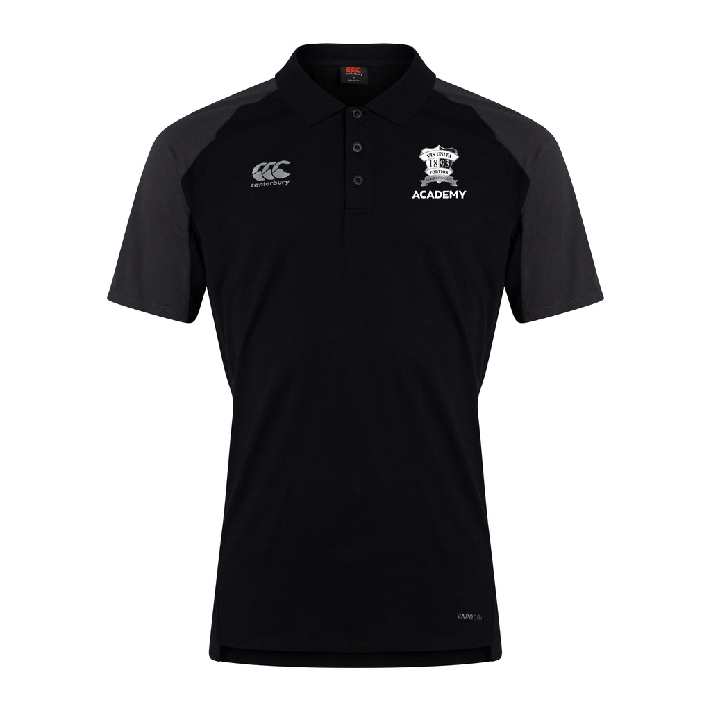 Hartlepool RFC Academy CCC Pro II Performance Cotton Polo