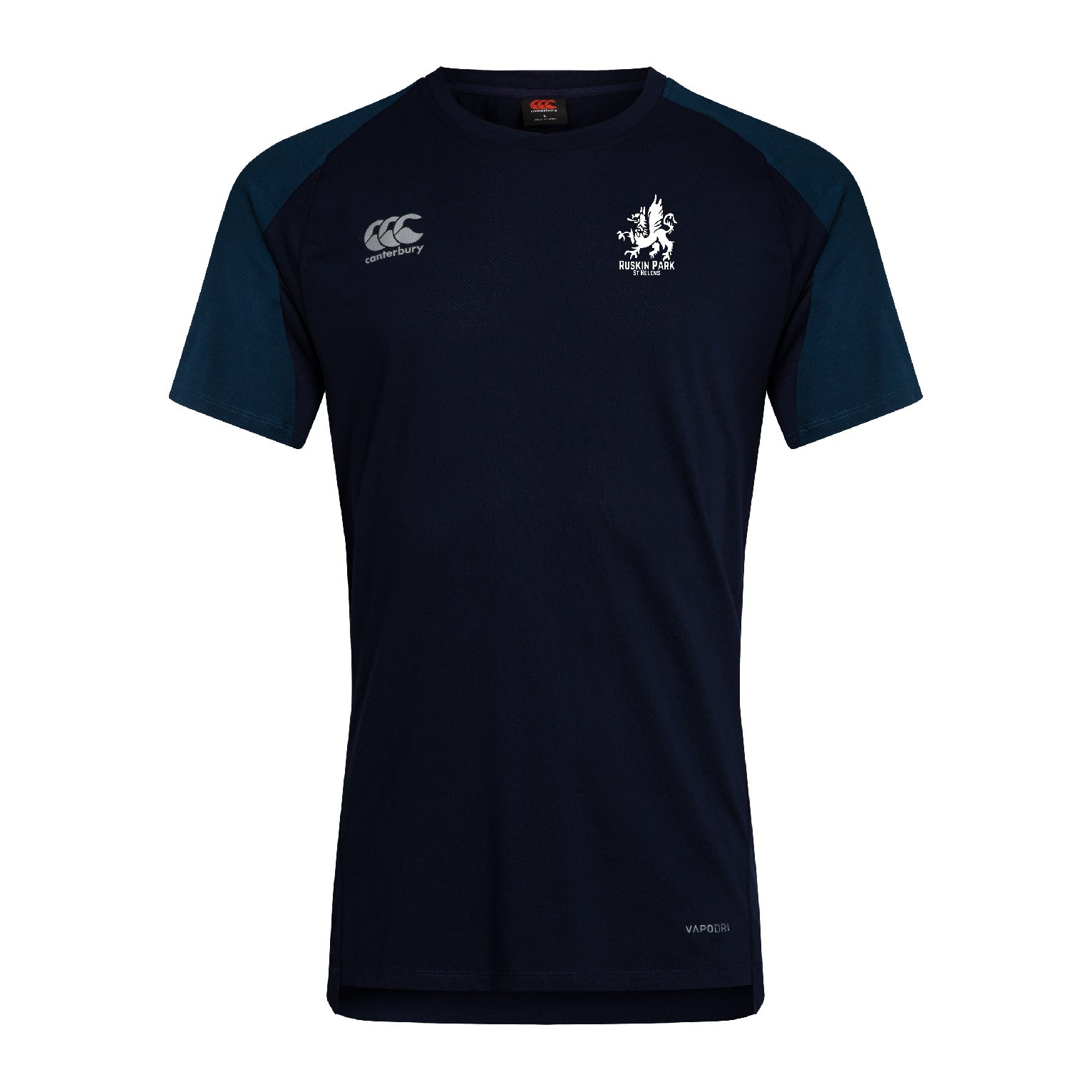 Ruskin Park RFC CCC Pro II Performance Cotton Tee Snr