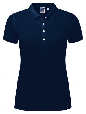 Morpeth Tennis Club Classic Polo Shirt Womens