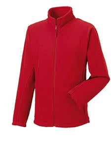 Alnwick Harriers Full Zip Fleece Jacket Mens