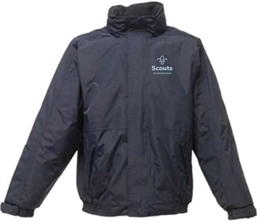 Northumberland Scouts Dover Jacket Senior