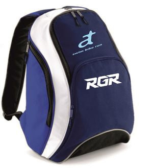 Alnwick Tri Club RGR Backpack