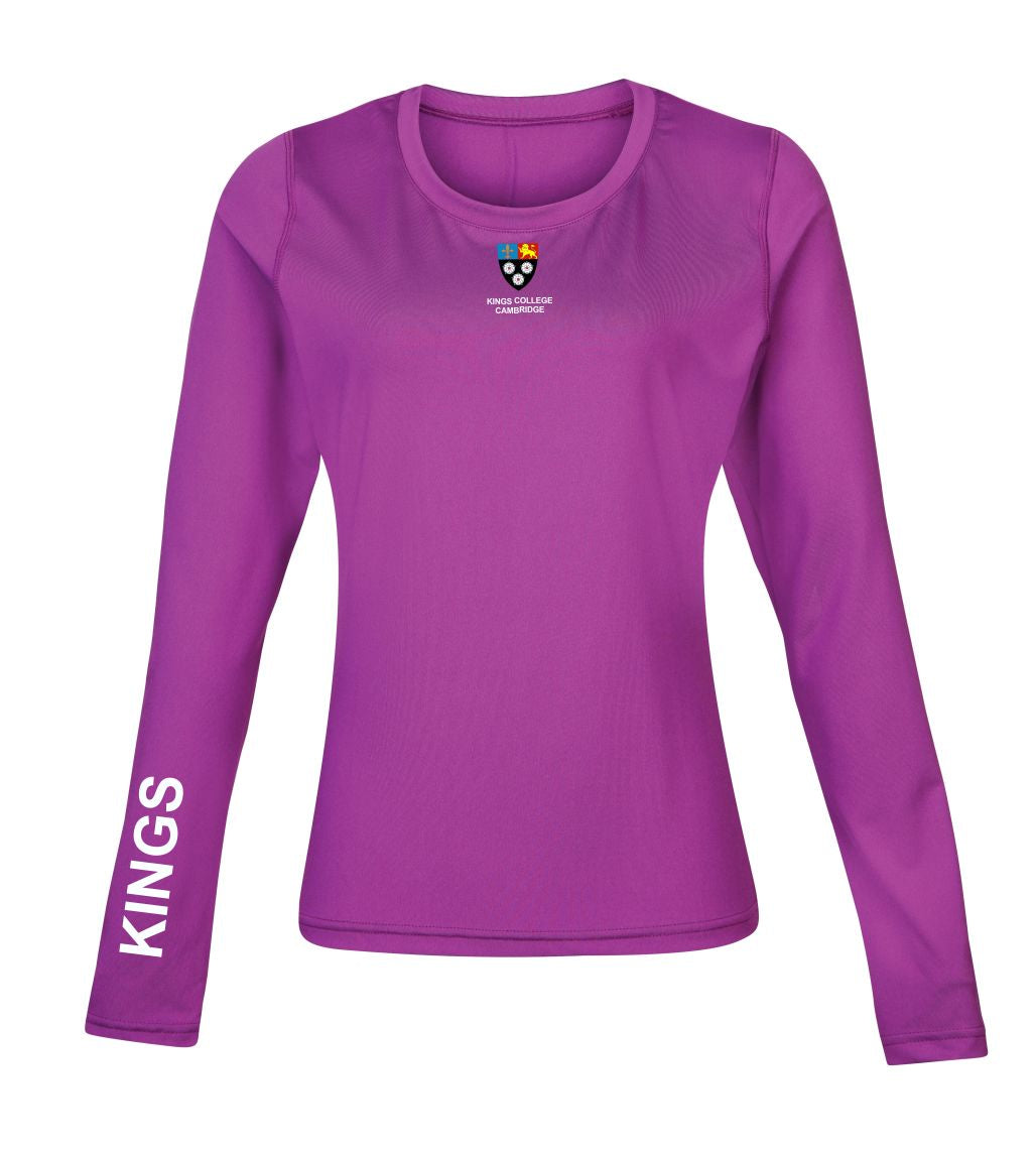 Kings College Cambridge Women's baselayer