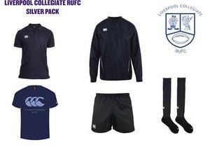 Liverpool Collegiate RUFC Bundle Silver Junior