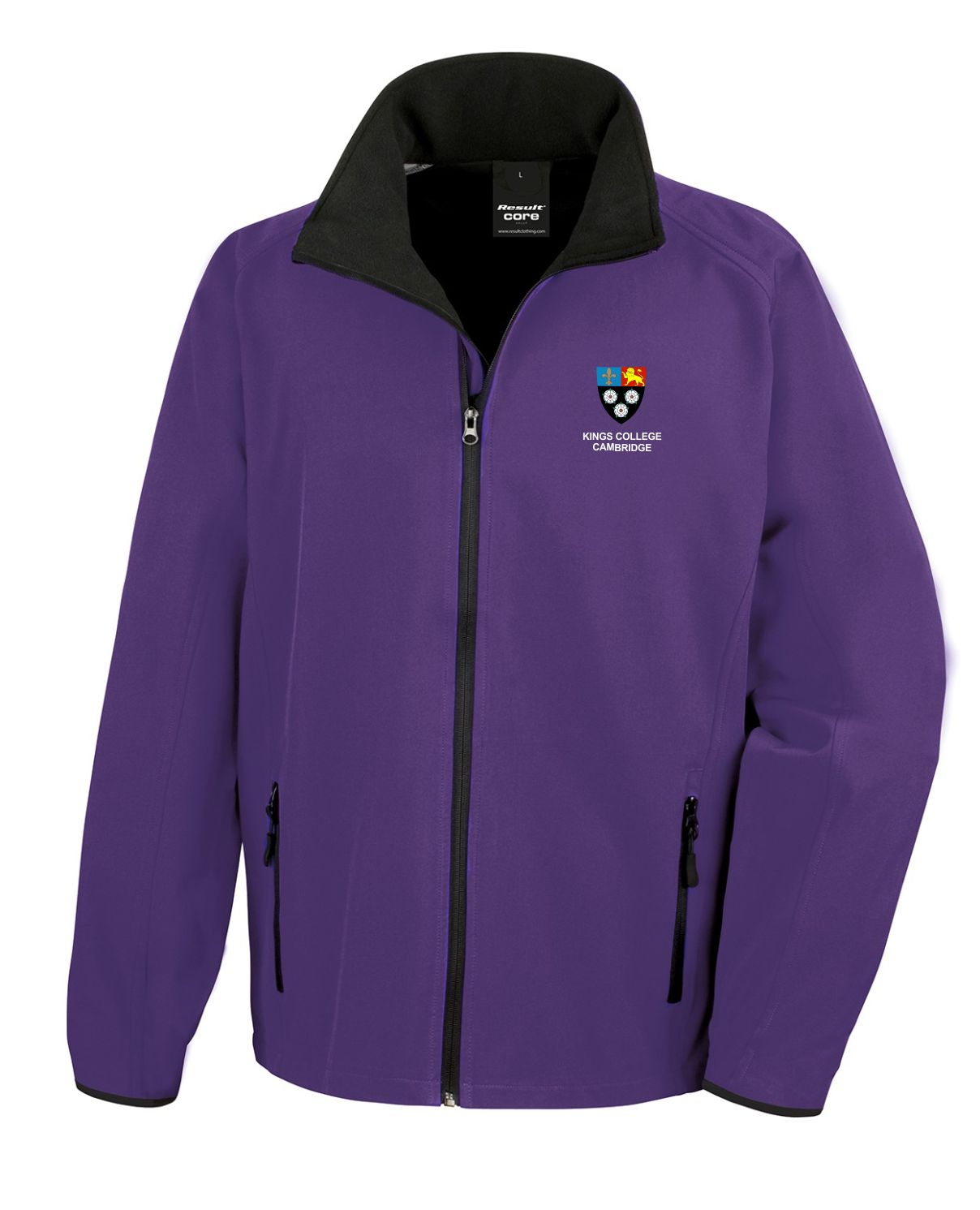 Kings College Cambridge Softshell Ladies Jacket