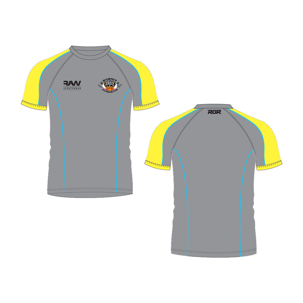 RAMMIT RUGBY RGR T-SHIRT