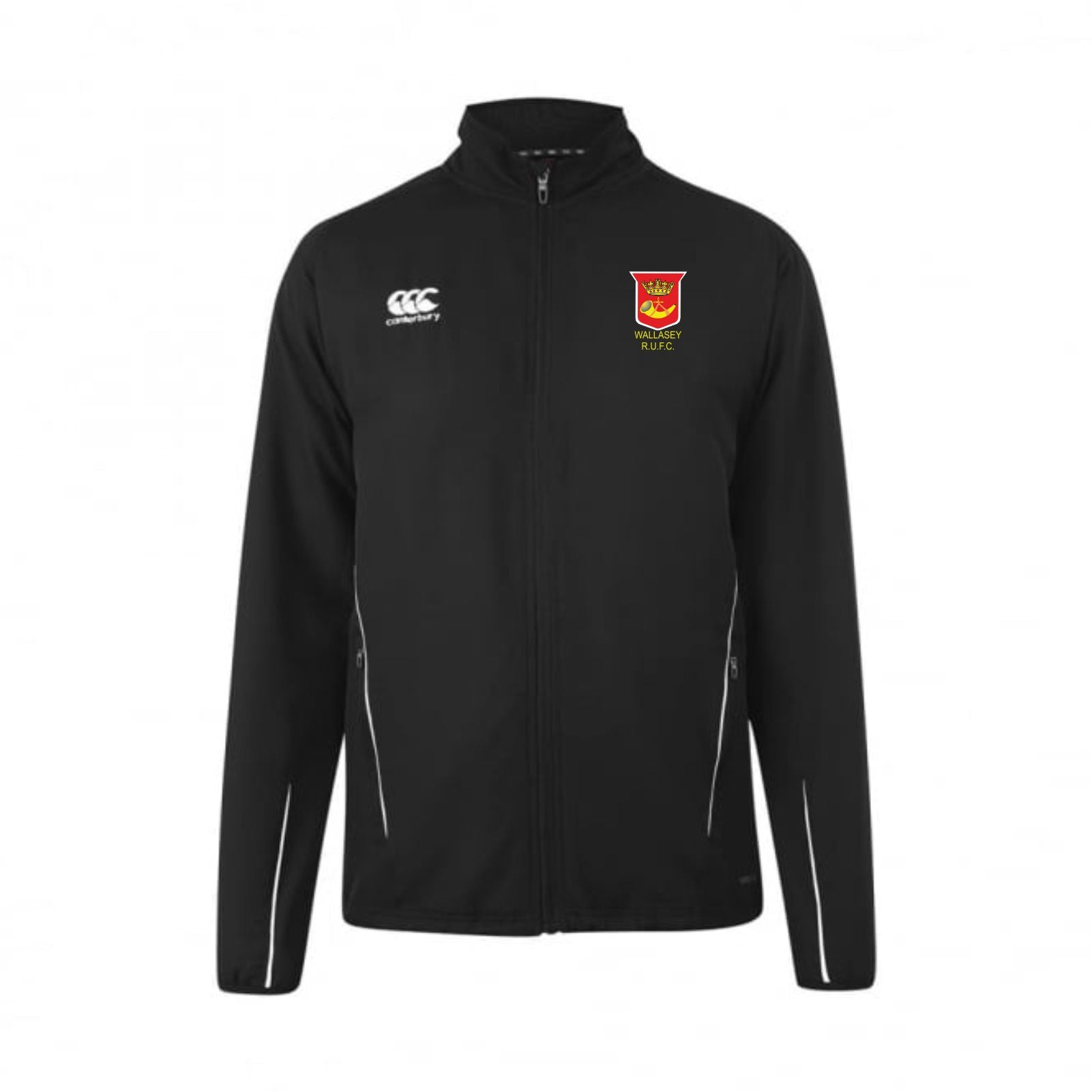 Wallasey RUFC CCC Team Track Jacket