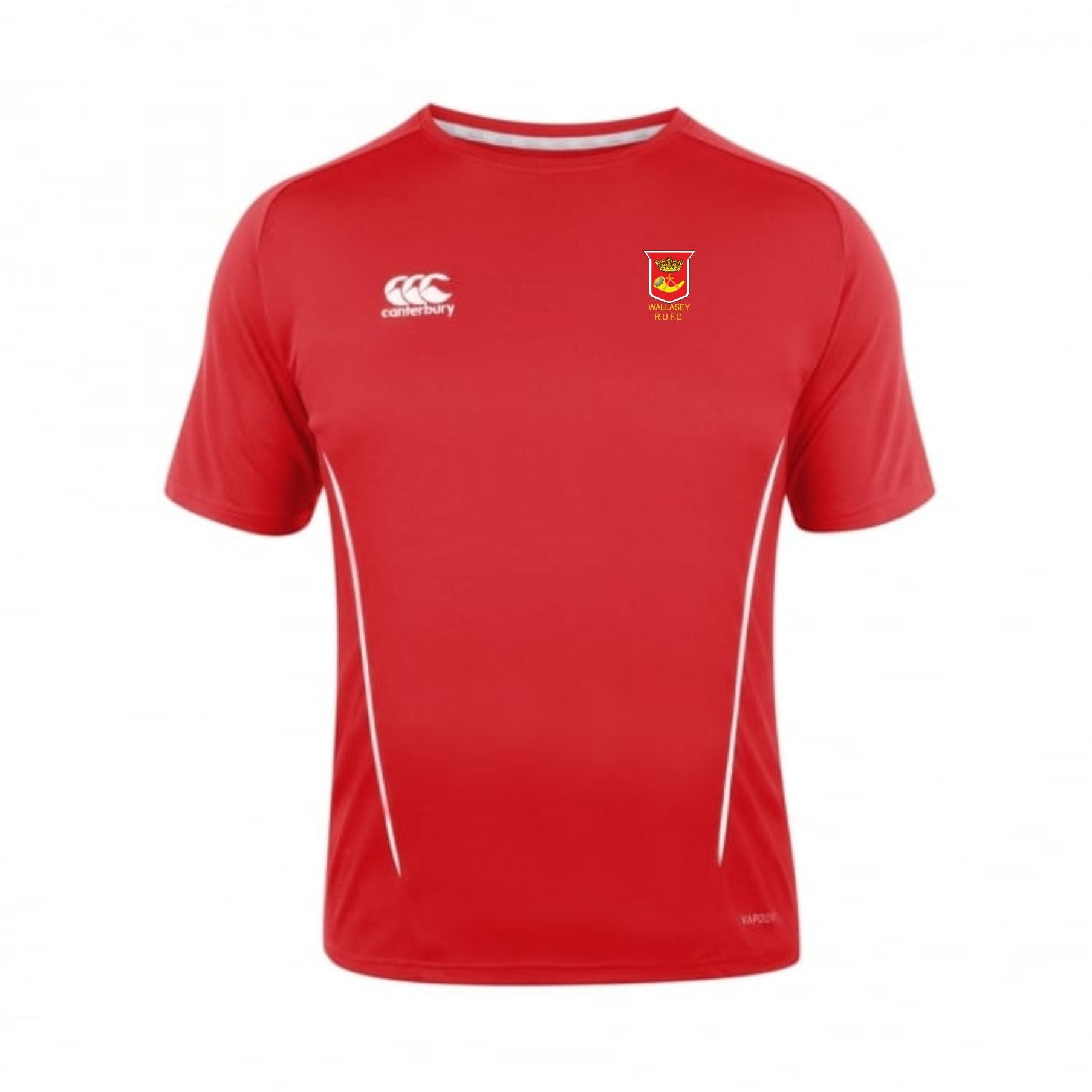 Wallasey RUFC CCC Team Dry T-shirt