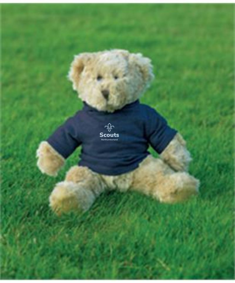 Northumberland Scouts Teddy Bear
