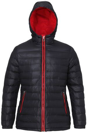 Aspatria RUFC 2876 Padded Jacket Womens