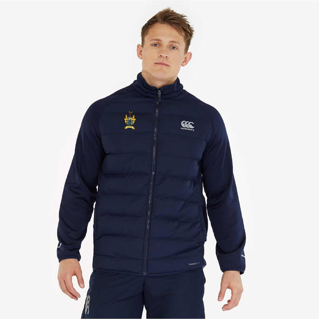 Driffield RUFC CCC Thermareg Quilted Jacket