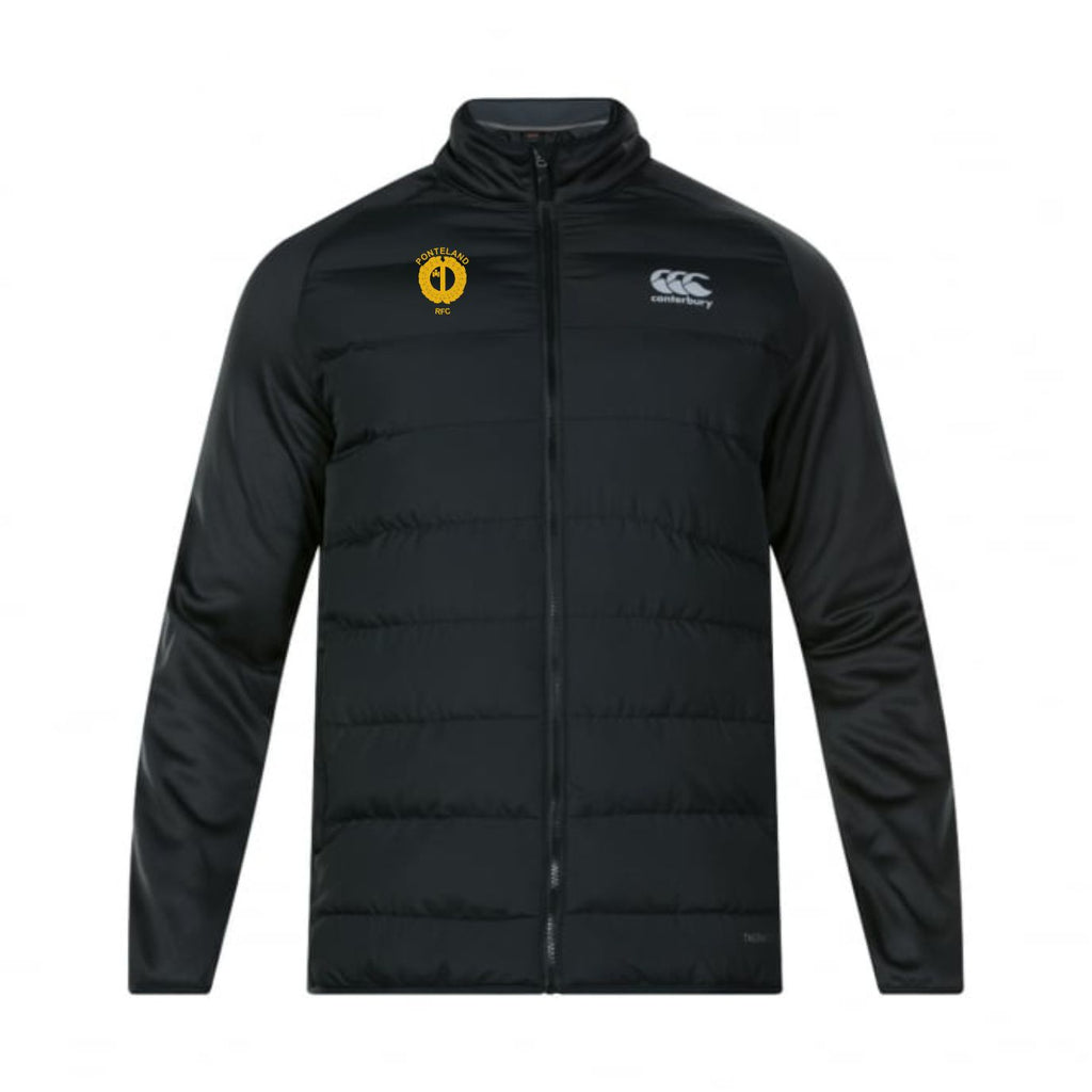 Ponteland RFC  CCC Thermareg Padded Jacket.