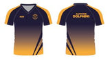 Alnwick Dolphins RGR Sublimated Tee Poolside Snr