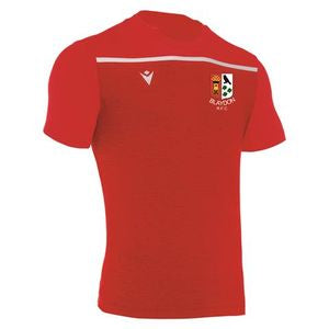 Blaydon RFC Macron Country T-Shirt