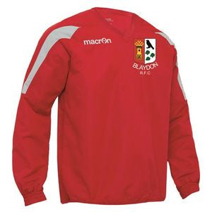 Blaydon RFC Macron Ruby Training Top