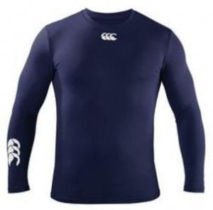 Garioch RFC CCC Cold Baselayer Navy Junior