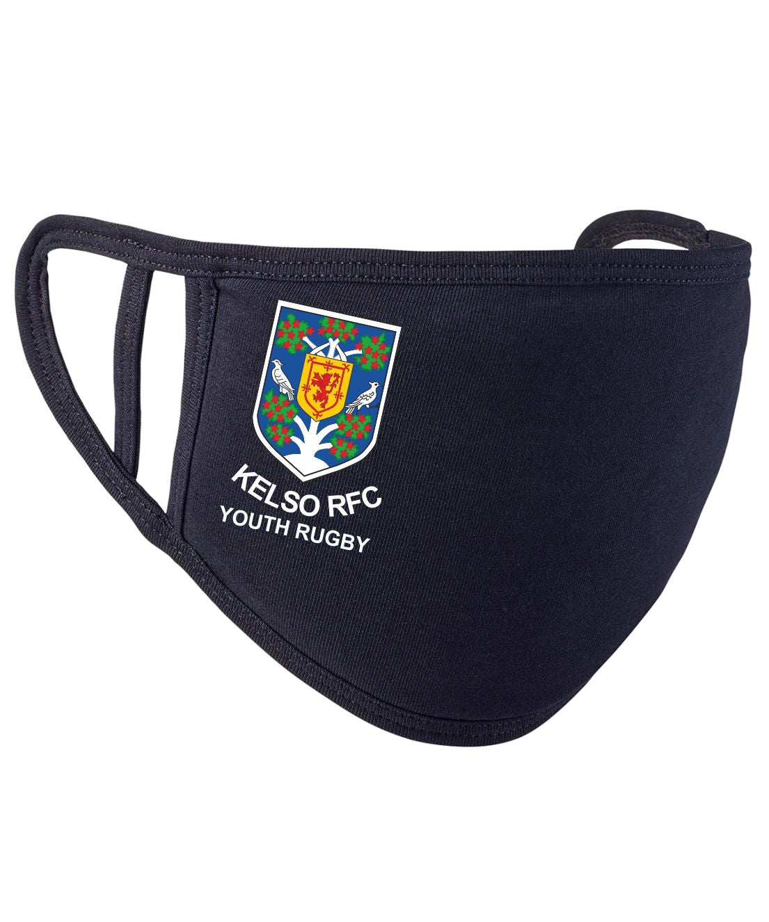 Kelso RFC Youth Rugby Face Cover