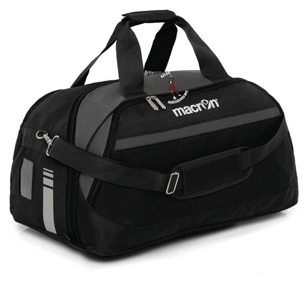 Kelso RFC harlequins Macron Path back Pack