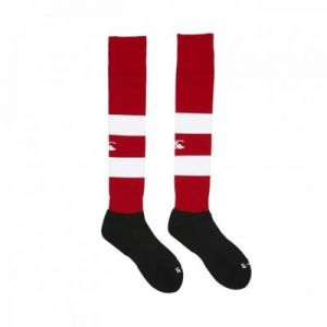 Stockton RFC CCC Hooped Playing Socks Senior
