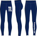 Trampoline Life Leggings - Junior