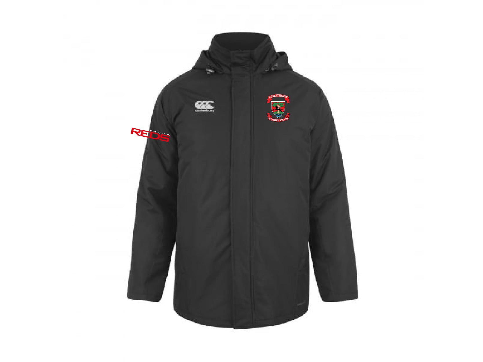 Linlithgow RFC CCC Team Stadium Jacket Snr