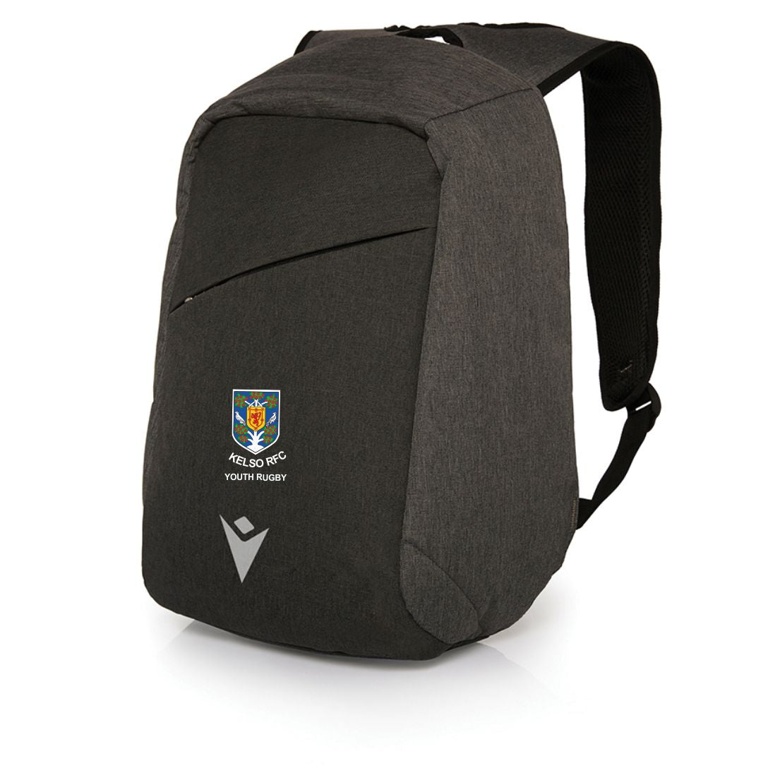 Kelso RFC Youth Rugby Macron Road Backpack